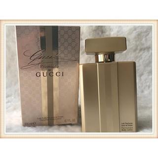 グッチ(Gucci)の【未使用】グッチ ボディーローション 200ml GUCCI Lotion(ボディローション/ミルク)