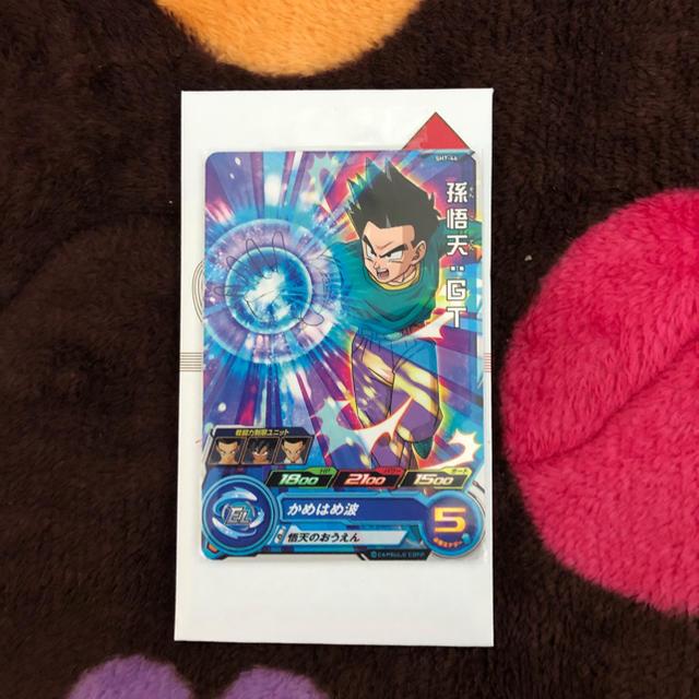 ドラゴンボール(ドラゴンボール)の‼️孫悟天GT‼️ エンタメ/ホビーのトレーディングカード(シングルカード)の商品写真