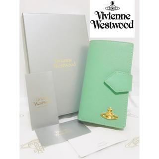 ヴィヴィアンウエストウッド(Vivienne Westwood)のセール中!【訳あり・新品】Vivienne Westwood 手帳型財布 本物(財布)