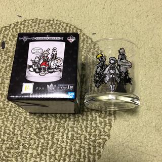 バンダイ(BANDAI)のキングダムハーツ 一番くじ F賞 グラス(グラス/カップ)