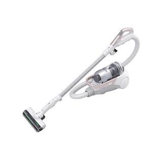 シャープ(SHARP)のシャープ コードレスキャニスターサイクロン掃除機 RACTIVE Air プレミ(掃除機)