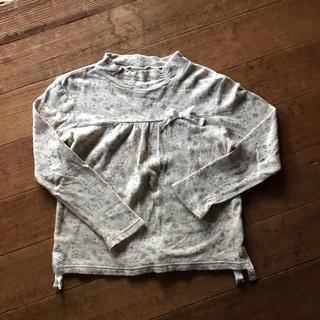 ビケット(Biquette)のビケット★ふわふわハイネックチュニック(Tシャツ/カットソー)