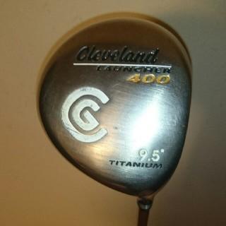 クリーブランドゴルフ(Cleveland Golf)のクリーブランド ランチャー400(ドライバー)(クラブ)