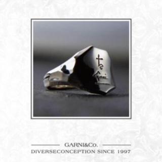 ガルニ(GARNI)のGARNI DEVERSE CONCEPTION 復刻 リング ガルニ ring(リング(指輪))
