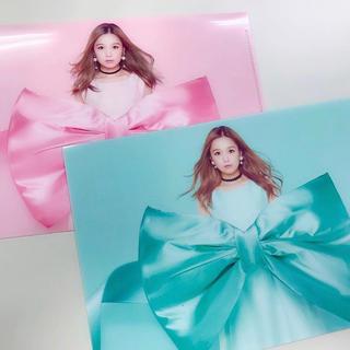 💐西野カナ Love  collection2 非売品 クリアファイル2枚💐(女性タレント)