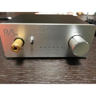 ヘッドフォンアンプ[RAL-24192HA1](アンプ)