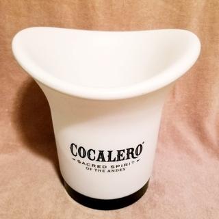 コカレロ アイスペール 新品 光る ワインクーラー 送料無料(アルコールグッズ)
