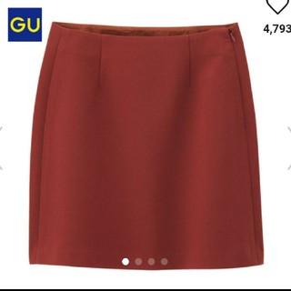 ジーユー(GU)のGU☆ミニスカートCE(ミニスカート)