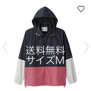 ジーユー(GU)のU × Kim Jones GU キム・ジョーンズ フーディジャケット(ナイロンジャケット)