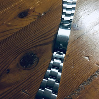 ロレックス リベットブレス FF357 7835 ビンテージ オメガ ホイヤー(金属ベルト)