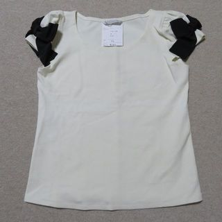 カプリシャスミー(Capricious Mie.)のカプリシャスミー トップス Mサイズ(カットソー(半袖/袖なし))