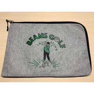 ビームス(BEAMS)の[ttt777様専用]ビームスゴルフBEAMSGOLF小物入れ●ラウンドバック(バッグ)