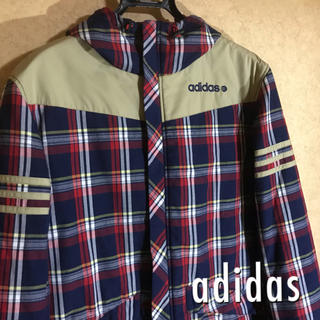 アディダス(adidas)のadidas ジップアップ ジャケット(ブルゾン)