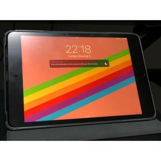 アイパッド(iPad)のiPad mini 4 32GB 新品交換品 美品(スマートフォン本体)