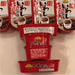 【国内産】いわし缶  蒲焼き