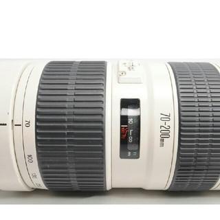 キヤノン(Canon)のCanon キャノン EF 70-200mm F2.8l USM(レンズ(ズーム))