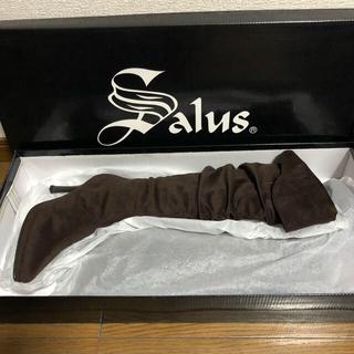 サルース(salus)の【Salus】ニーハイブーツ(ブーツ)