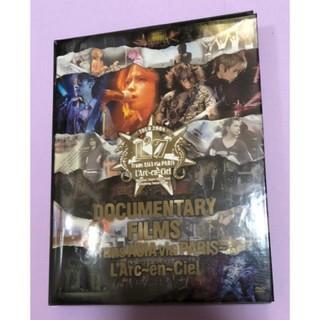 ラルクアンシエル(L'Arc~en~Ciel)のL'Arc~en~Ciel DVD(ミュージック)