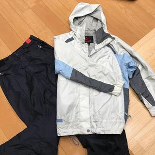 キスマーク(kissmark)のスキー スノボーウェアセット(ウエア/装備)