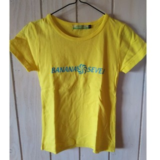 バナナセブン(877*7(BANANA SEVEN))のBANANASEVEN 半袖Tシャツ サイズS(Tシャツ(半袖/袖なし))