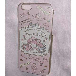マイメロディ(マイメロディ)のmy melody iPhone case (iPhoneケース)