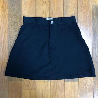 GRACE  グレース  黒  ミニスカート(ミニスカート)