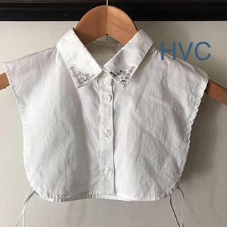 HVC  ビジュー付き 付け襟(つけ襟)