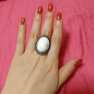 ザラ(ZARA)のシルバーリング(リング(指輪))