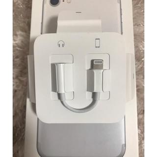アップル(Apple)のiPhone付属品 Apple 純正品 イヤホン変換アダプター (変圧器/アダプター)
