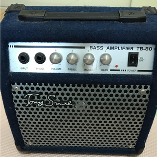bass amplifier tb80 tony smith(ベースアンプ)