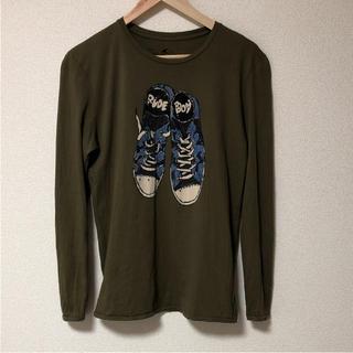 ザラ(ZARA)のZARA ボーイズ 164 メンズXS.S相当 美品 ロンT (Tシャツ/カットソー)