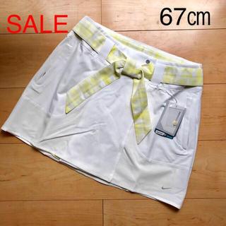 ナイキ(NIKE)の新品♡NIKE 2wayゴルフスカート Lサイズ(ウエア)