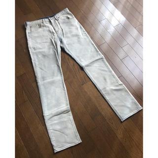 ジーユー(GU)のGU ジャージ素材パンツ(スラックス)