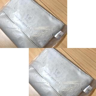 ジャル(ニホンコウクウ)(JAL(日本航空))のJAL 国際線ビジネスクラス 龍村美術織物 コラボアメニティ 2個セット(旅行用品)