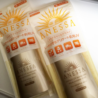 アネッサ(ANESSA)のアネッサ 60ml   2個(日焼け止め/サンオイル)