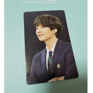 アイアイエムケー(iiMK)のユンギ トレカ BTS   Happy Ever After DVD(K-POP/アジア)
