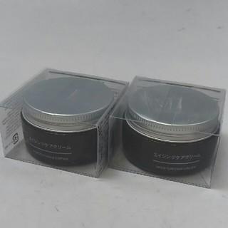 ムジルシリョウヒン(MUJI (無印良品))の新品 無印良品 エイジングケア クリーム・2点セット(フェイスクリーム)