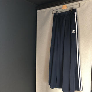 アディダス(adidas)のadidas アディダス  オリジナル ロングスカートM(ロングスカート)