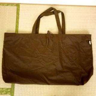 はぐまむ hugumamu お昼寝 布団バッグ ブラウン こども 日本製 ふとん(ベビー布団)