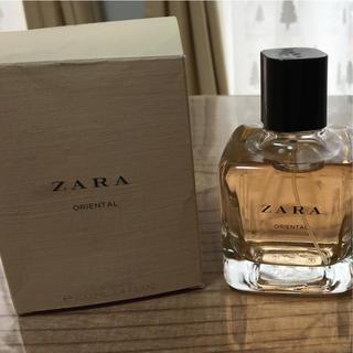 ザラ(ZARA)のZARA香水 オリエンタルオードトワレ(香水(女性用))
