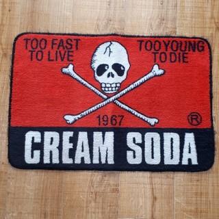 ヴィヴィアンウエストウッド(Vivienne Westwood)のCREAM SODA フロアマット(玄関マット)
