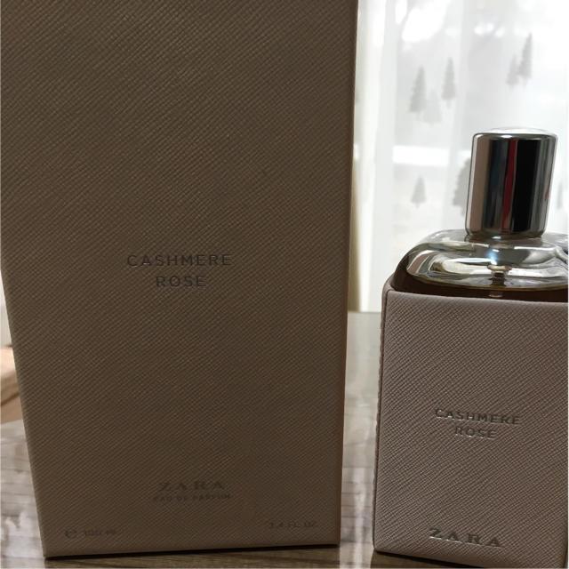 ZARA(ザラ)のZARA香水 CASHIMERE ROSE コスメ/美容の香水(香水(女性用))の商品写真