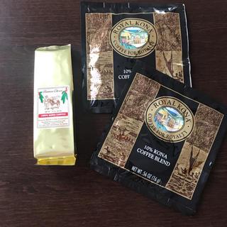 コナ(Kona)のハワイ ♡ KONA coffee  セット(コーヒー)