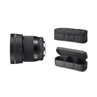 シグマ(SIGMA)のSIGMA SONY 中望遠レンズ 56mm F1.4 Contemporary(レンズ(単焦点))