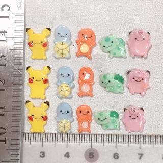 ポケモン 3Dネイル コスメ/美容のネイル(つけ爪/ネイルチップ)の商品写真