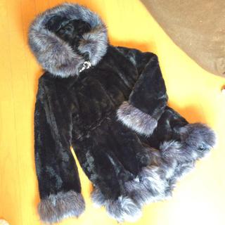 アトリエボズ(ATELIER BOZ)の新品タグ付き 海外製ファーコート(毛皮/ファーコート)