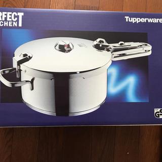 ヴェーエムエフ(WMF)のパーフェクトキッチン圧力鍋3ℓオールステンレス(鍋/フライパン)