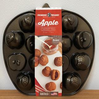 ◎新品 NORDIC WARE ノルディックウェア リンゴ型 アップル りんご型