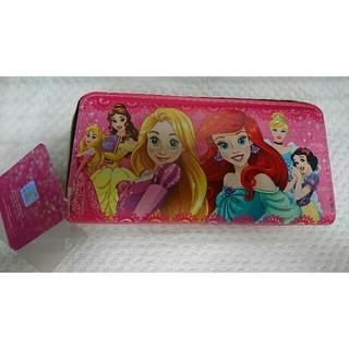 ディズニー(Disney)のディズニープリンセス 長財布(財布)