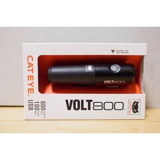 キャットアイ(CATEYE)の【新品】 CATEYE VOLT800 ボルト800 HL-EL471RC(その他)